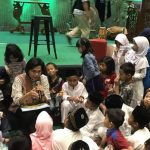 Kata Sri Mulyani: Gadget Bagi Anak Lebih Disukai Daripada Buku