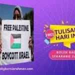 Ada yang Lebih Menantang Daripada Gerakan Boikot Produk Israel di Indonesia