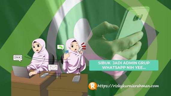 Apakah Perlu Ada Pelatihan Khusus Untuk Admin Grup Whatsapp?